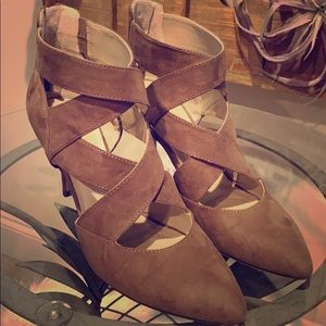 Unisa Strappy Heels